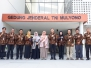 MoU FISIP Unjani Cimahi dan FES Unjani Yogyakarta