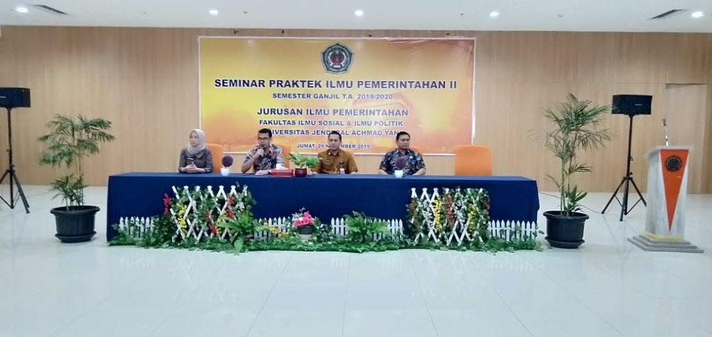 Seminar Praktek IP II