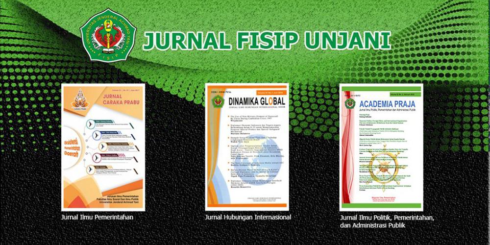 Ejournal - FISIP Unjani